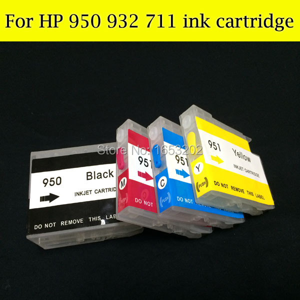 The Fashion Refillable Ink Cartridge For HP932 933 With ARC Chips For HP 932 933 Ciss System Cartridge 6600 6700 7610 Printer<br><br>Aliexpress