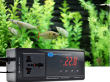 Water-chiller Digital Aquarium time and Temperature Controller  Aquarium Pet timing Thermostat + aquarium temperature control
