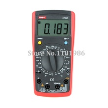 UNI-T UT39E General Manual Range Digital Multimeters UT 39E Transistor DC AC Volt Ampere Resistance Capacitance Frequency Meter - Instrumentation Mall Store store
