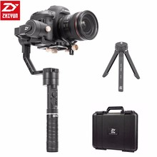 Buy Stock ! Zhiyun Crane Plus 3 Axis Handheld Gimbal Stabilizer Video DSLR Camera Steadicam Sony Canon 5D Mirrorless Cameras for $569.00 in AliExpress store