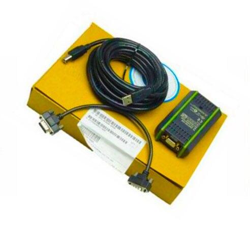 6ES7 972-OCB20-0XA0 New PC Adapter USB PLC Programming Cable For S7-200/300/400 PPI/MPI/DP XP Win7 win8<br>