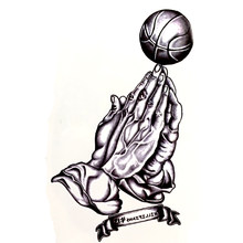 Popular Tattoos Basketball Buy Cheap Tattoos Basketball Lots From