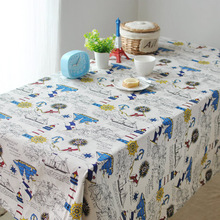 2015 New 100% Linen Tablecloth Round Square Table Cloth For Wedding Rectangle Coffee Tables Covers Flag Home Decoration
