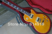 Slash Appetite Natural yellow Electric Guitar HOT SALE With Case