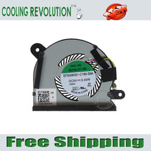 COOLING REVOLUTION EF50060S1-C190-S9A DC5V 2.25W DQ5D564K000 CPU COOLING FAN FOR ASUS X200CA CPU COOLING FAN