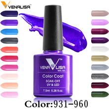 CANNI Fashion Bling 7.5 ML Soak Off UV Gel Nail Gel Polish Cosmetics Nail Art Manicure Nails Gel Polish Shellak Nail Varnish