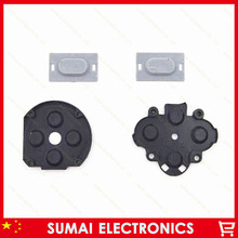 10set 3 in 1 Rubber Conductive Contact Button D-Pad Pads Repair For PSP1000 PSP 1000 Controller(China)