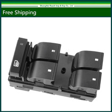 e2c Master Power Window Switch For Chevrolet Traverse Silverado GMC Buick LH Left Driver 4 door OE#:20945129/25789692/25951963(China)
