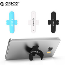 ORICO SU1 Universal Mobile Phone Holder U Silicone Phone Stand  Holder For All Smartphones Tablet