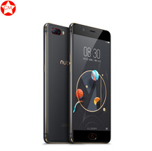 New arrival Original Nubia M2 4G LTE Mobile Phone MSM8953 Octa Core 5.5 inch Dual Rear 13.0MP 3630mAh Android M Fingerprint ID
