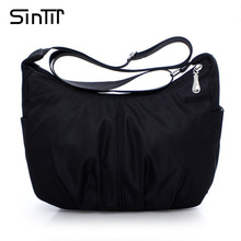 SINTIR Waterproof Nylon Women Messenger Bags Casual Clutch Carteira Vintage Hobos Ladies Handbag Female Crossbody Shoulder Bags(China)