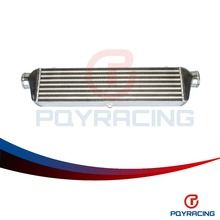 "PQY STORE- 550*140*65mm Universal Turbo Intercooler bar&plate OD=2.5"" Front Mount intercooler PQY- IN811- 25"