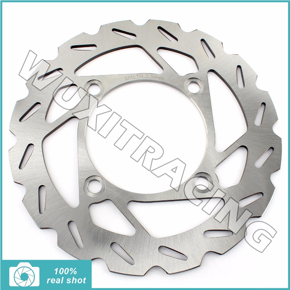 ATV Quad Dirt Bike Front Brake Disc Rotor for YAMAHA YFM 500 700 4WD EPS Grizzly Auto FI Ducks Unlimited Edition Special 07-14<br>