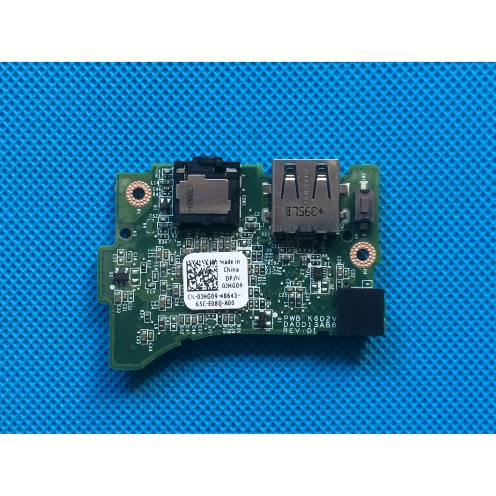 GENUINE Dell XPS 13 L321x USB Audio Power IO Card Board Daughterboard JHG09