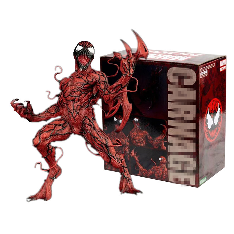 Ultimate spider man lizard figure