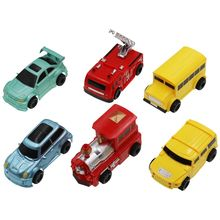 New Magic Mini Pen Inductive Toy Car Truck Tank Bus Follow Any Drawn Line Battery In,Random Color(China)