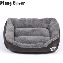 Pet Dog Warming Dog House Candy Colored Dog Fall and Winter Warm Nest Kennel For Cat Puppy Green Rose Gray(China)
