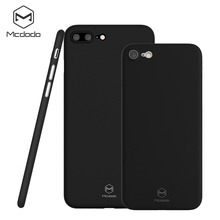 Mcdodo for iPhone 7 Case Swan Series Ultra Slim PP Case Fit For Apple iPhone 7 Plus Mobile Phone Case(China)