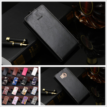 "TOP Luxury Leather Case For Prestigio Grace R7 / R 7 PSP7501 Duo 5.0"" Cellphone Wallet Flip Cover Case Housing Phone Shell"