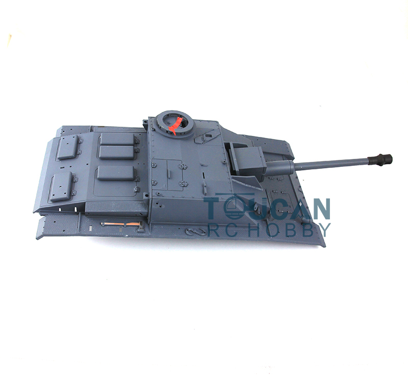 HengLong 1/16 German III Stug RC Tank Turret With BB Box And Barrel 3868<br>