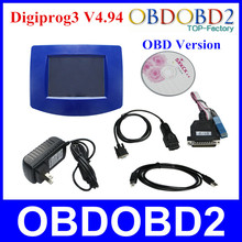 Professional Digiprog 3 Odometer Programmer Digiprog3 V4.94 OBDII Version With OBD2 Cables Digiprog III Mileage Correct Tool