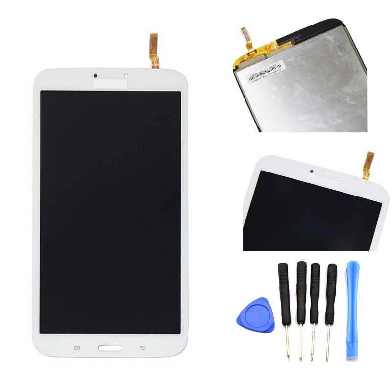 For Samsung Galaxy Tab 3 8.0 SM-T310 T310 WIFI white Assembly LCD Touch Digitizer free tools<br><br>Aliexpress