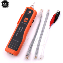 High Quality Telephone Network Phone Cable Wire Tracker Phone Generator Tester Diagnose Tone Networking Tools(China)