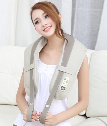 Massage cape cervical massage device neck massage instrument cape massage device<br>