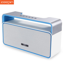 MUSKY DY25 Stereo HIFI V3.0 EDR Mini Wireless Bluetooth Speaker Portable Music Sound Box with MP3 FM Radio AUX Hands free