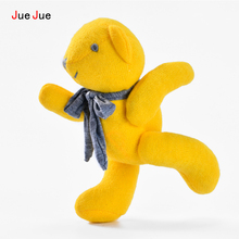 JueJue 25cm Patch Bear Dolls Teddy Bear Soft Toy Bear Wedding Gifts Baby Toy Birthday gift brinquedos Soft toys