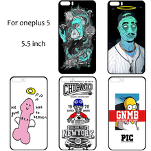 oneplus 5 case personality design silicone anti fall mobile phone shell protective sleeve for oneplus 5 case cover 5.5 inch.