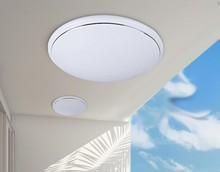 Led Ceiling Light 12W White Leds AC220V For Small Bedroom/Bathroom/Balcony Cree Led Chips(China)