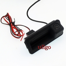 CCD Rearview Camera for Ford Mondeo 2006-2013 Reverse camera Trunk handle camera Waterproof HD Night vision Parking line display