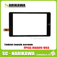 Original 8 inchinch Tablet FPCA-80A09-V03 Touch Screen CHUWI VX8 3G Panel Digitizer Glass Sensor Replacement - Cheerful Go Store store