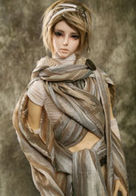 1/3th scale 70cm BJD nude doll DIY Make up,Dress up.SD doll boy Desert Hermit .not included Apparel and wig
