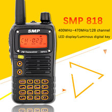 Applicable to the Motorola walkie talkie SMP818 civilian 10 km hand high power hotel mini two way radio Portable Hf Transceiver(China)