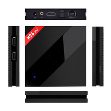 Buy H96 Pro+ TV Box Amlogic S912 Octa Core CPU Android 7.1 OS BT 4.1 2.4GHz + 5.0GHz ARM HDMI 2.0 WiFi Mini PC Set Top Box for $64.97 in AliExpress store