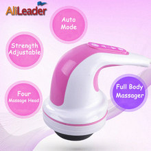Good Quality Electric Slimming Anti-Cellulite Fat Remove Massager Anti-Cellulite Massager Professional Handheld Massager 220V