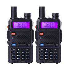 Baofeng UV-5R walkie talkie dual band dual display 136-174MHZ 400-520MHZ two way radio uv5r Walkie Talkie Radio Communicator