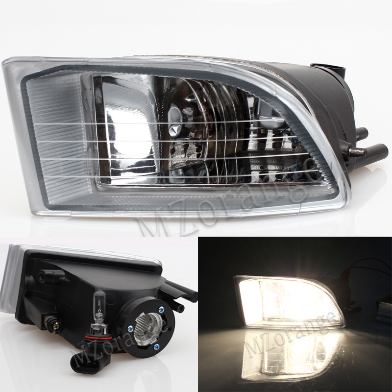 MZORANGE For Toyota PRADO 120 2700/4000 For Land Cruiser LC120 2002 2003 2004 2005 2006 2007 2008 2009 Front Fog Light Fog Lamp <br>
