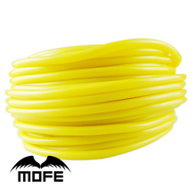 Mofe Car styling 5M 4mm Vacuum Silicone Hose water hose pipe with logo silicone pipe