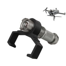 New Drone Parts Accessories 3 Modes Chargeable Night Flight LED Spotlight Light Camera Navigation Lights for DJI Mavic PRO(China)