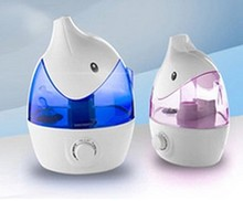 Mini household air purifying humidifier office air conditioning creative cute dolphin ultra quiet fragrance machine