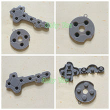 Aipinchun 50Sets Replacement Conduction Rubber Conductive Silicone Rubber R/L Button D Pad For Xbox 360 Controller Repair Parts