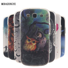 Luxury Cute TPU Case For Samsung Galaxy S3 Neo i9301 S III I9300 GT-I9300 I 9300 Duos i9300i Case Silicone Soft Phone Back Cover