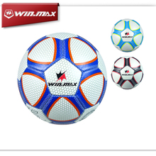 2015 Free Shipping Winmax Casual Brand Machine Stitched Soccer Ball Official Paintless Football Ball