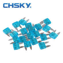 20PCS with the high quality min auto fuse 15A min car fuse blade 12V S11(China)