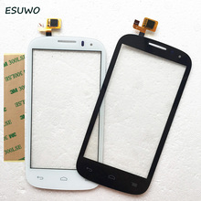 ESUWO Touchscreen For Alcatel One Touch Pop C5 OT5036 OT5036D OT 5036 Touch Screen Digitizer Glass Touch Panel Front Glass