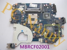 For Gateway 5750G P5WE0 LA-6901P Intel w/ video card Laptop Motherboard MB.RCF02.001 MBRCF02001 works perfect