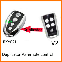 high quality 433.92mhz rolling code remote control for v2